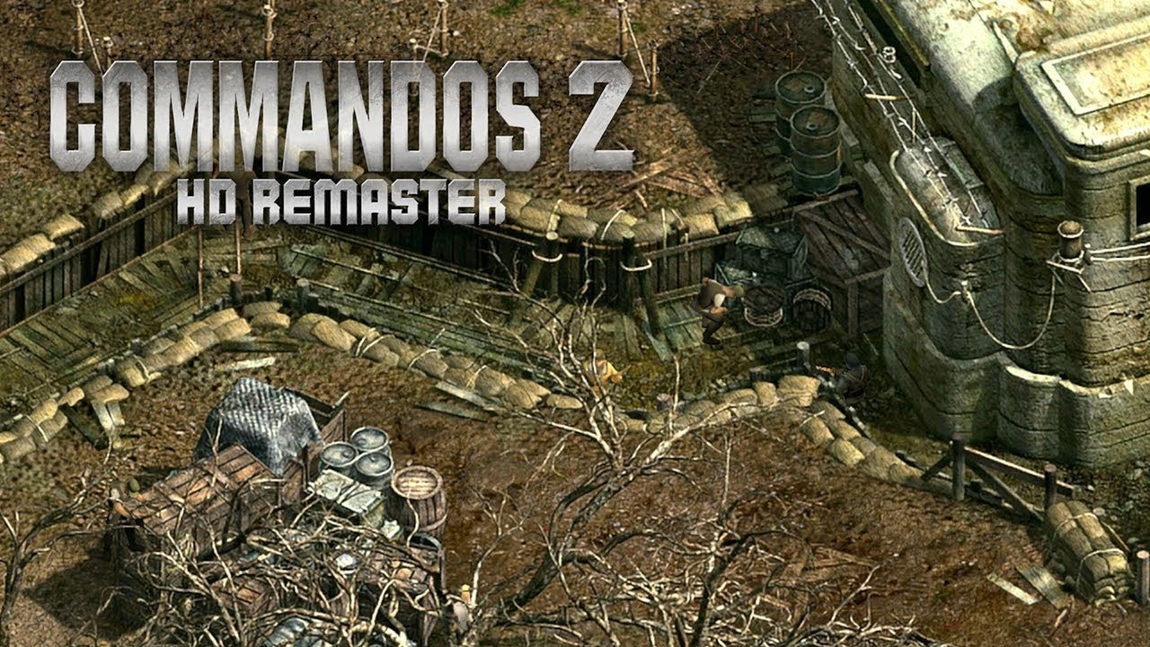 Commandos 2 HD Remastered - Gamescom Trailer (DE)