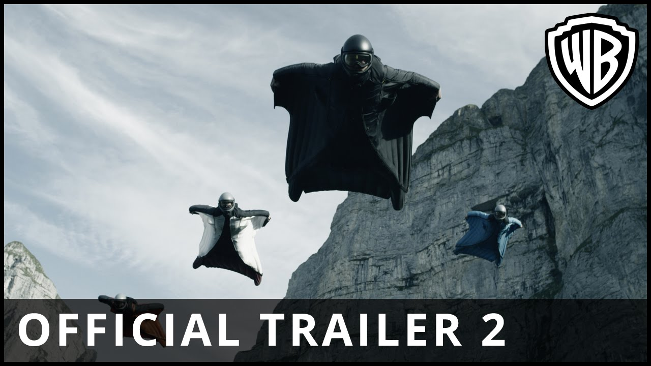 Point Break – Official Trailer 2