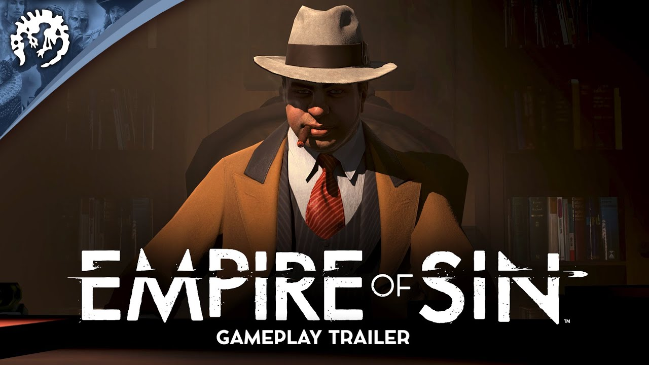 Empire of Sin | Gameplay Trailer