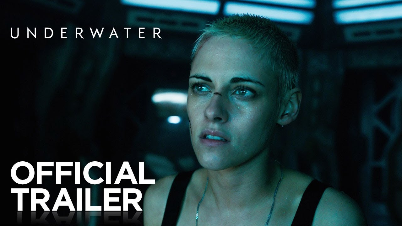 Underwater | Official Trailer [HD]