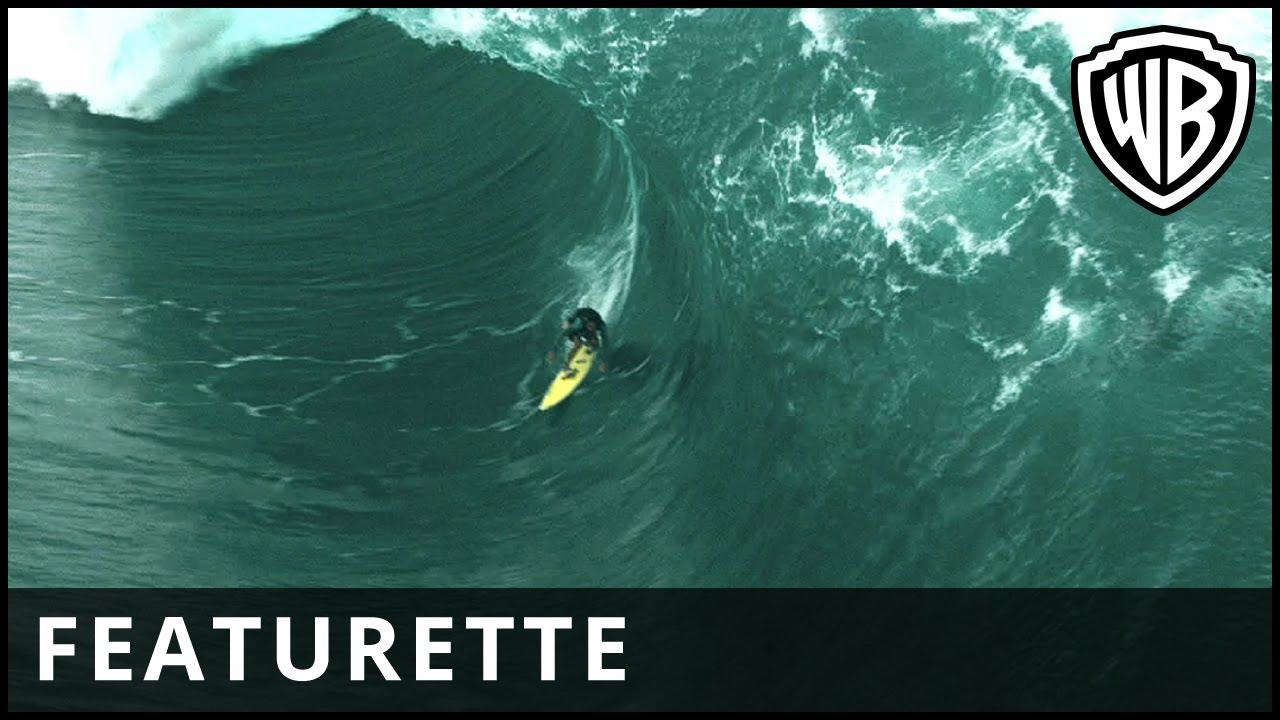 Point Break – Surf Action Featurette - Official Warner Bros. UK
