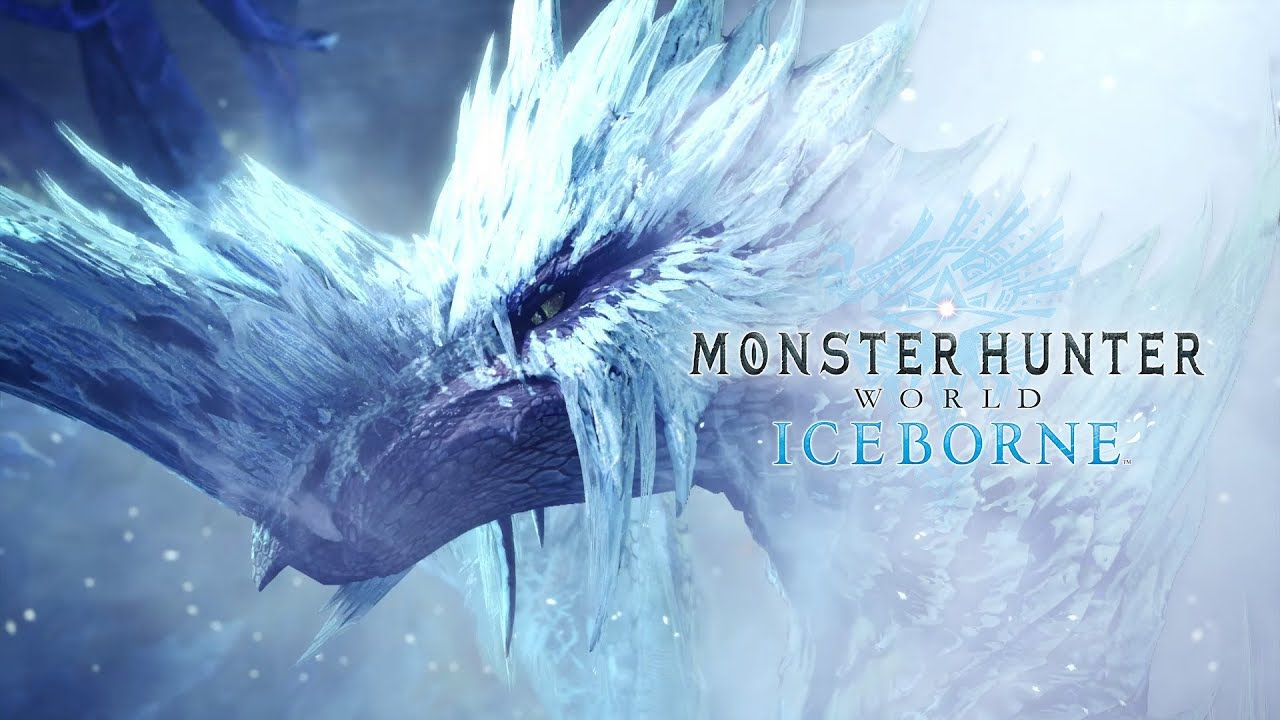Monster Hunter World: Iceborne - Old Everwyrm Trailer
