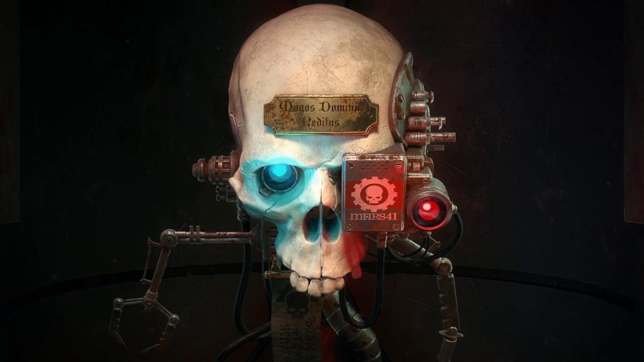 Warhammer 40,000: Mechanicus | Console Teaser Trailer