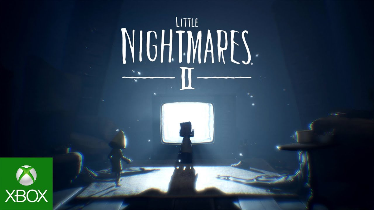 Little Nightmares 2 - Gamescom Trailer