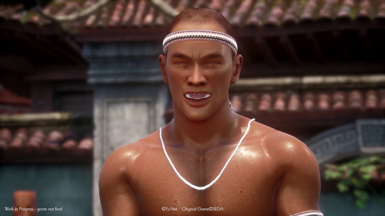 Shenmue III -  A Day in Shenmue