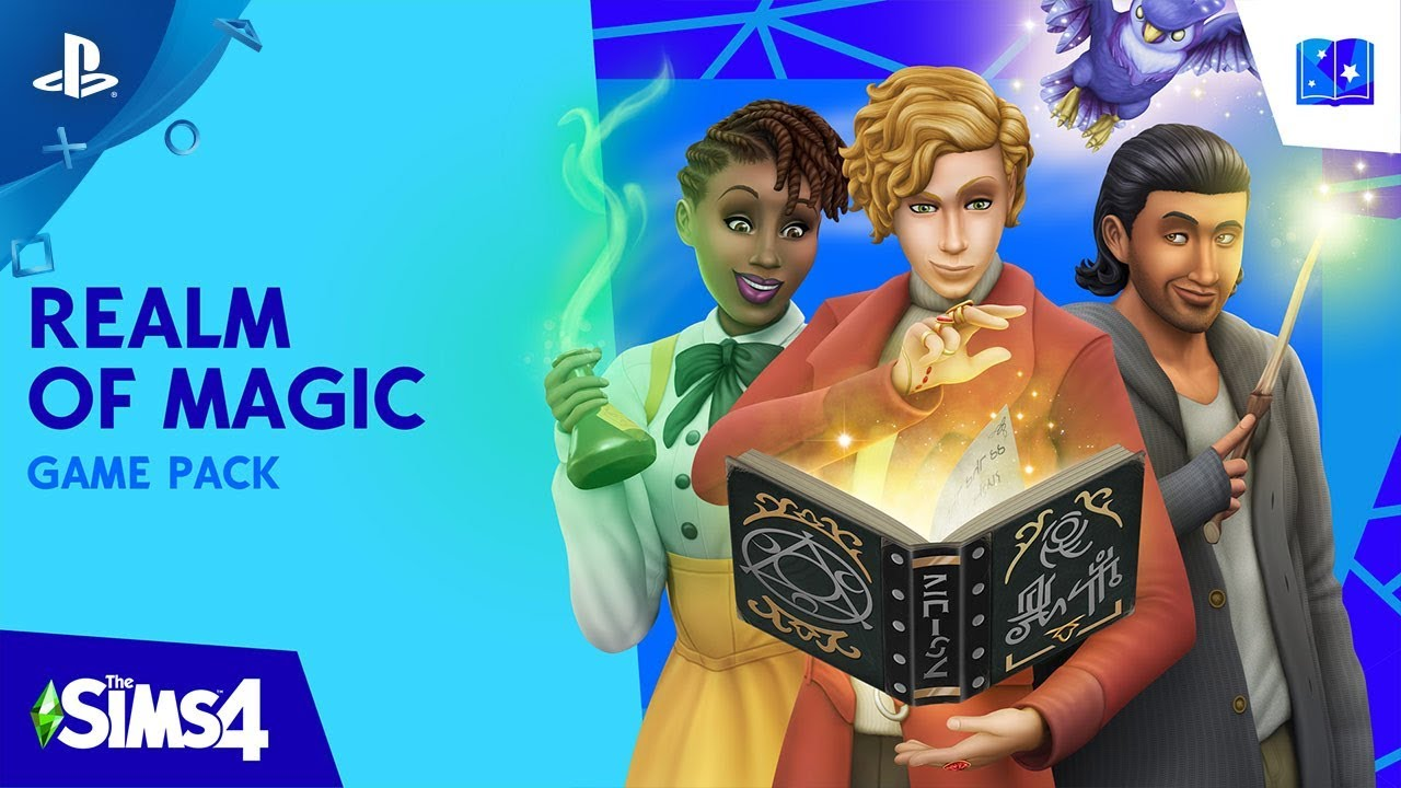 The Sims 4 - Gamescom 2019 Realm of Magic Official Trailer
