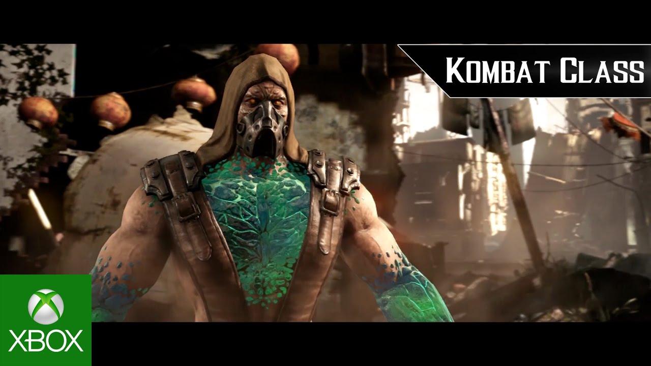 Mortal Kombat X : Kombat Class - Tremor