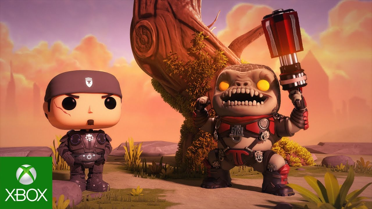 Gears POP! Launch Trailer