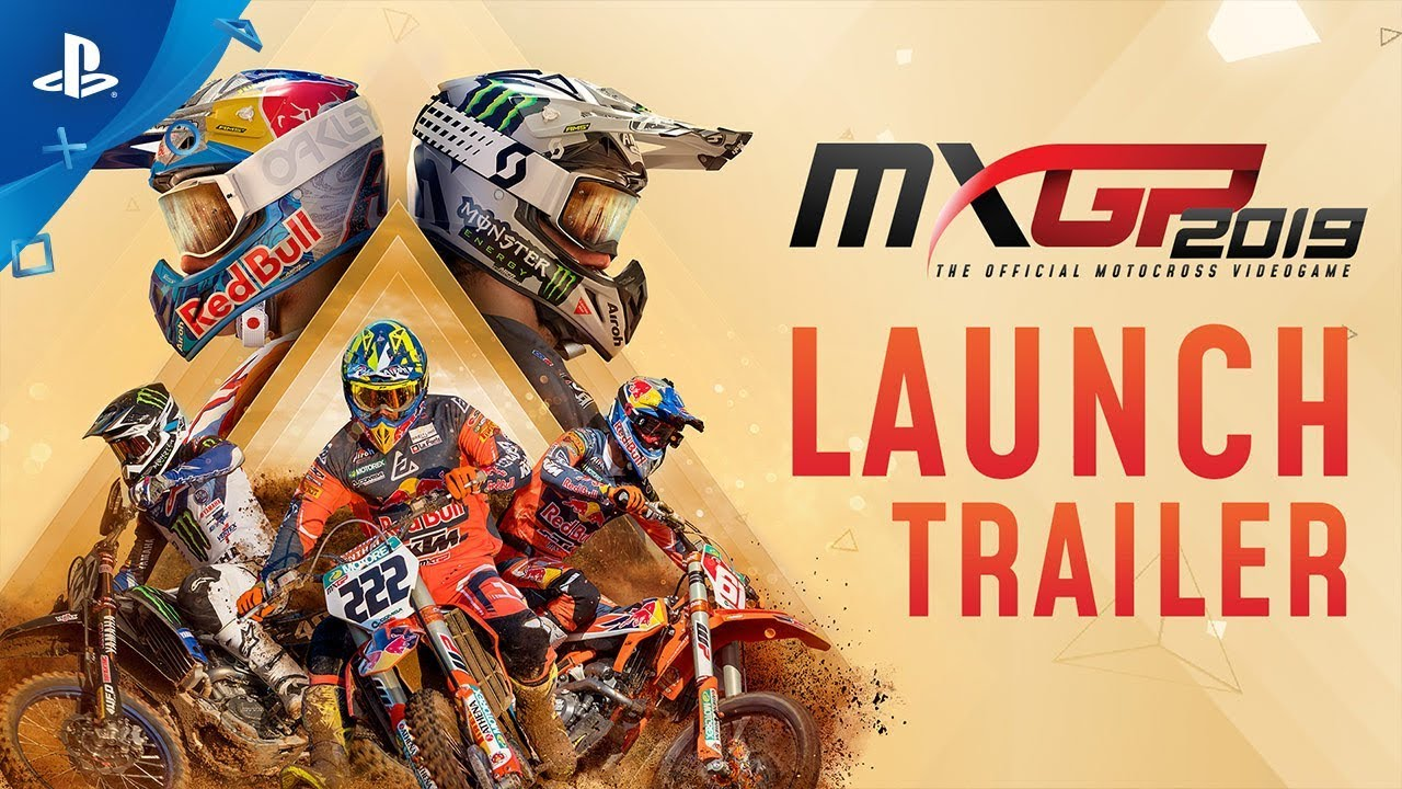 MXGP 2019 - Launch Trailer | PS4