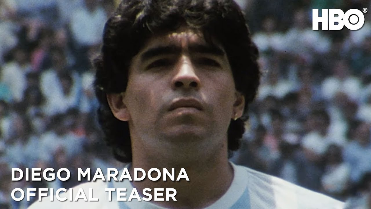 Diego Maradona (2019): Official Teaser | HBO