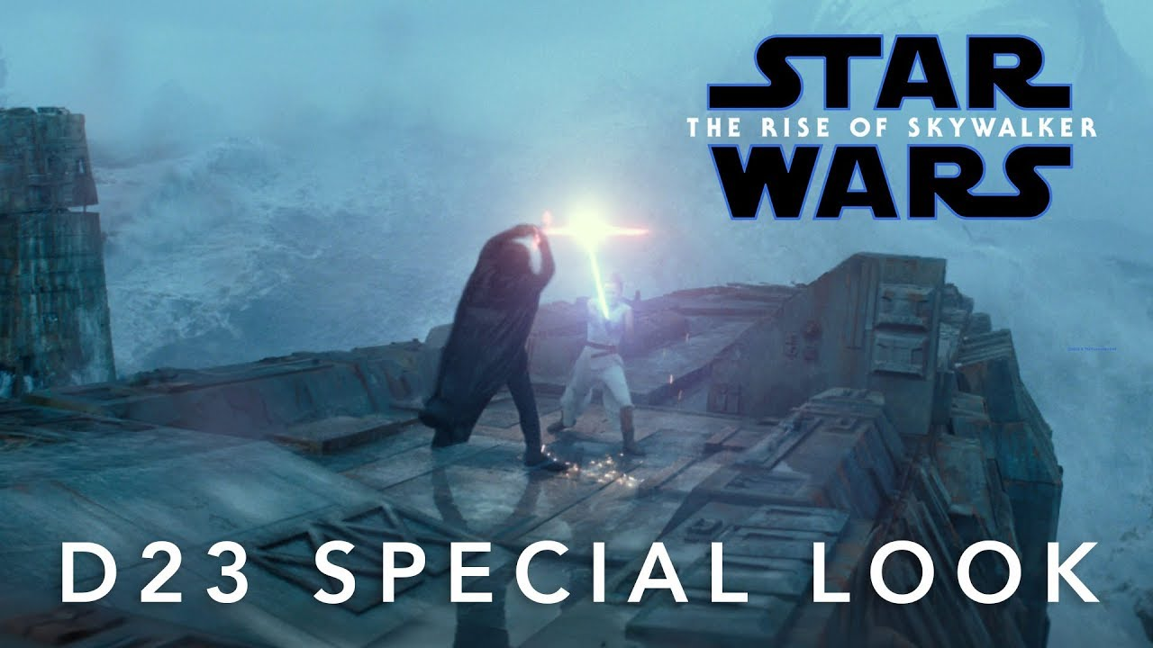Star Wars: The Rise Of Skywalker | D23 Special Look