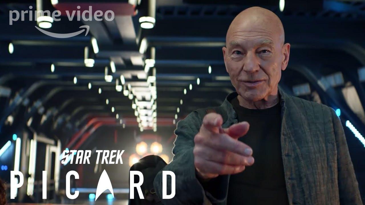Star Trek Picard | Offizieller Teaser