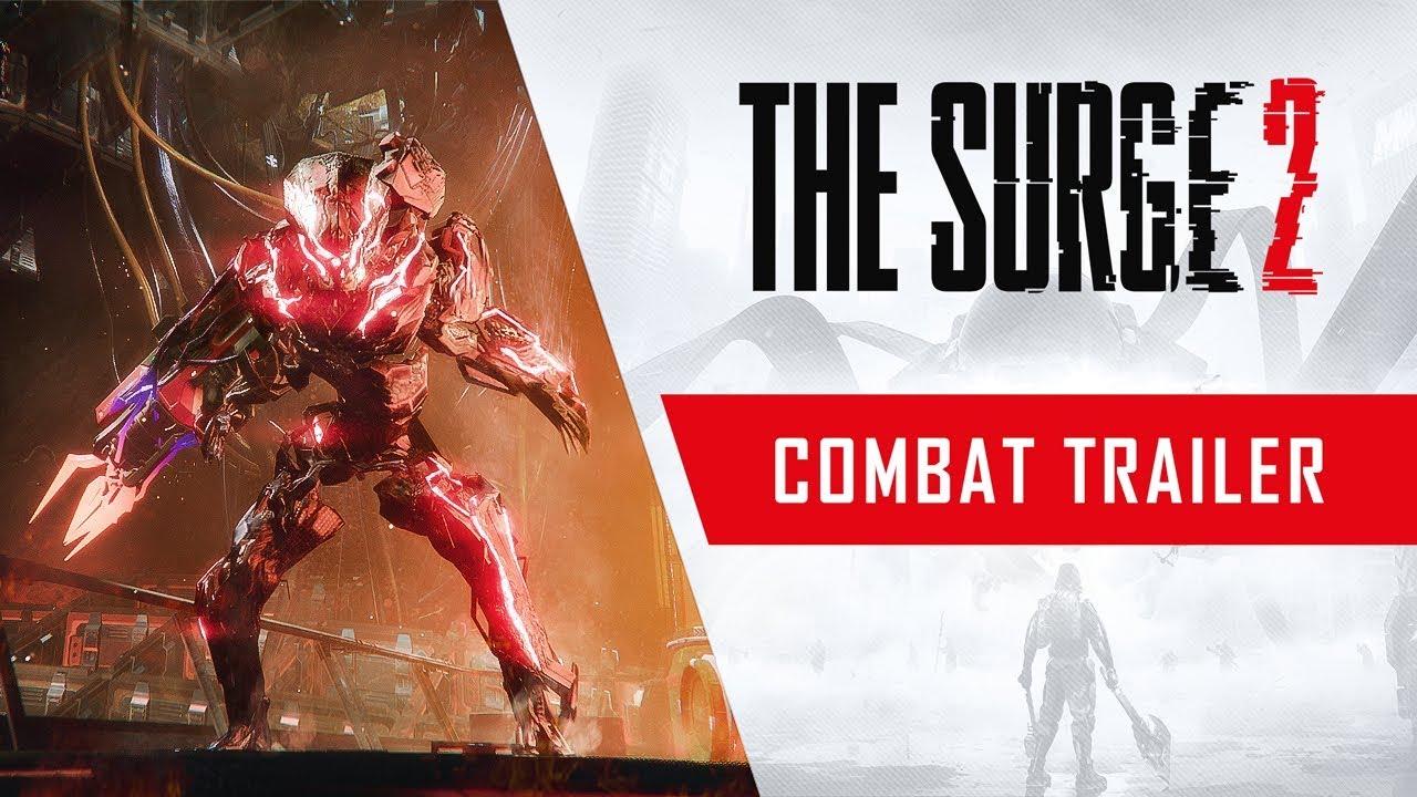 The Surge 2 - Combat Trailer