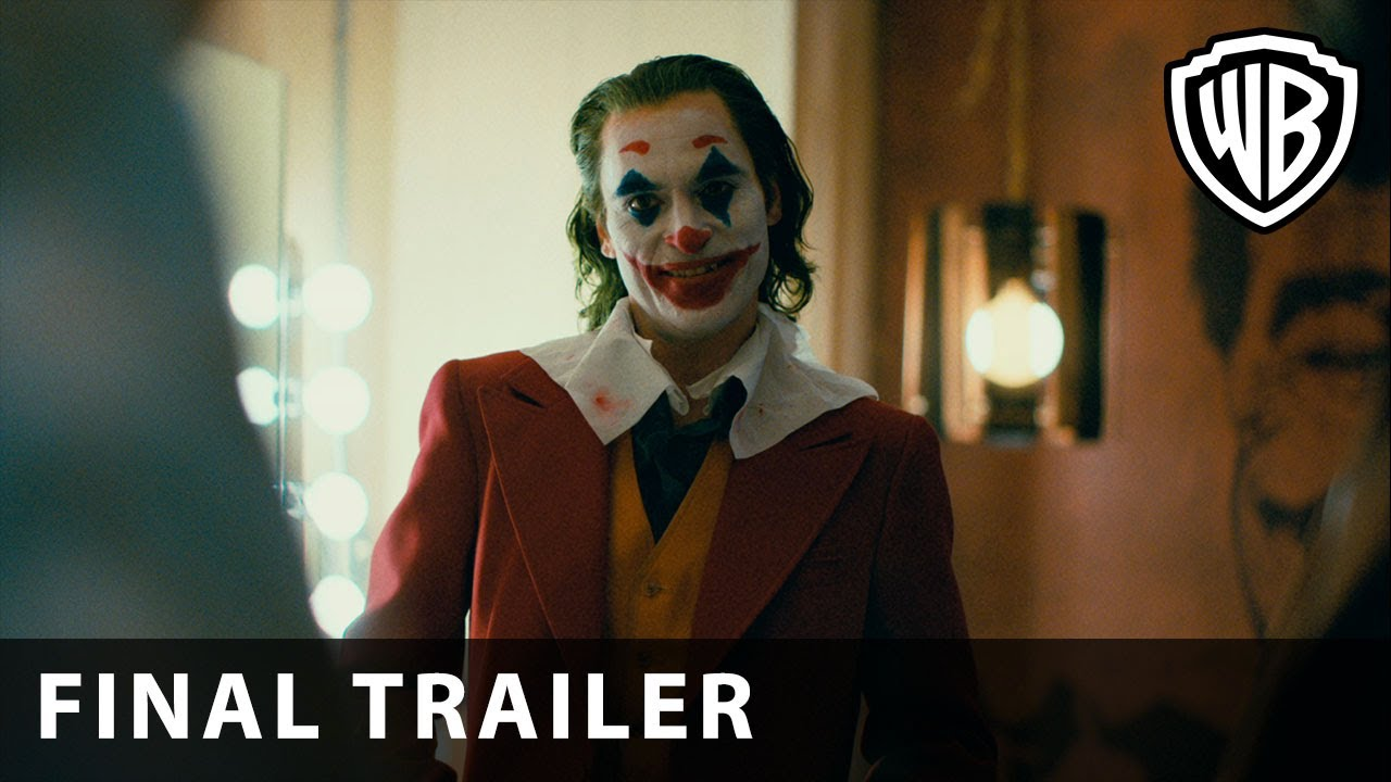 JOKER – Final Trailer – Warner Bros.