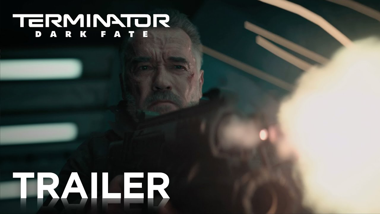 TERMINATOR DARK FATE | OFFICIAL HD TRAILER #2 | 2019