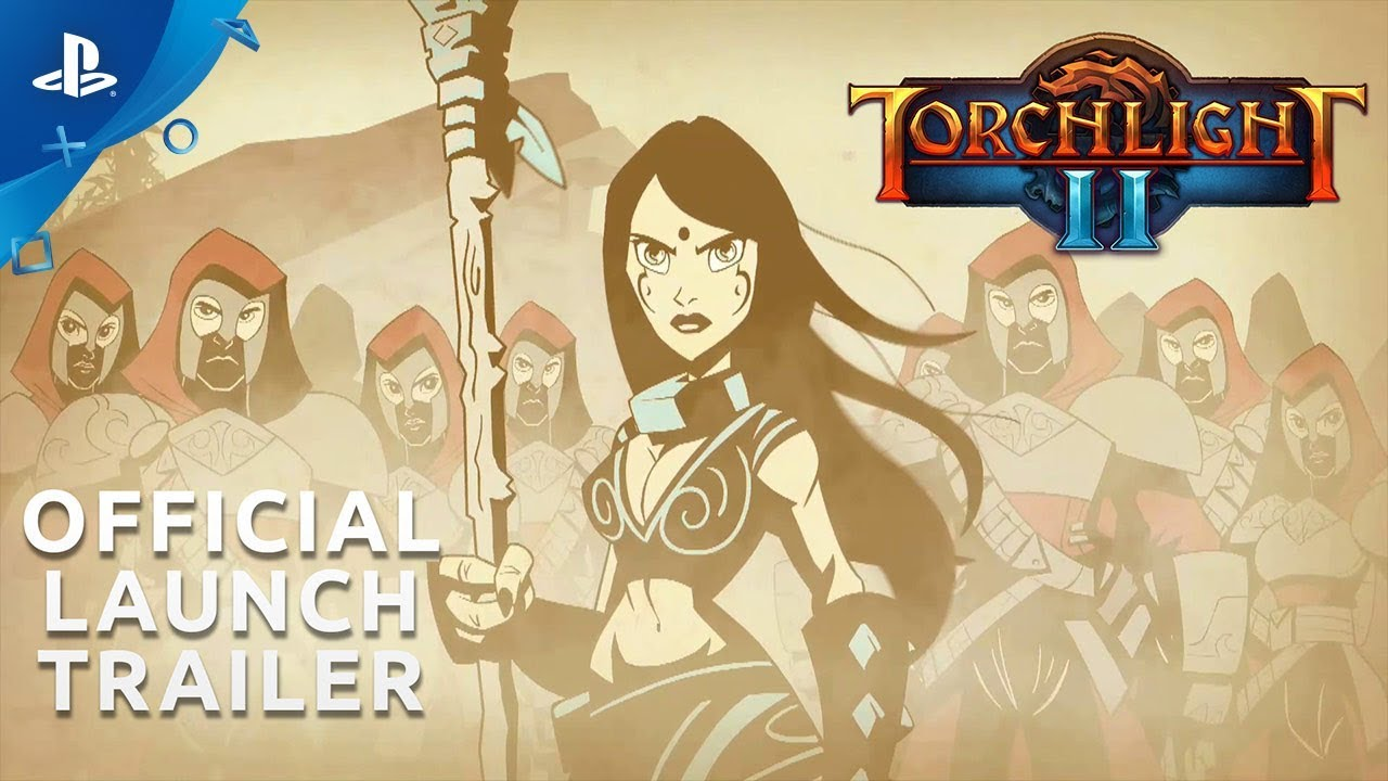 Torchlight II - Official Launch Trailer