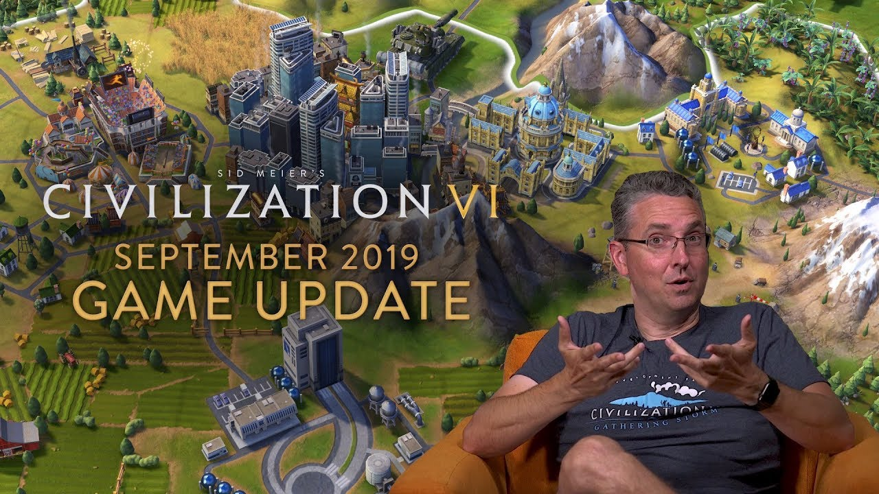 Civilization VI - September 2019 Update