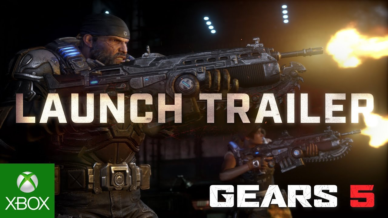 Gears Forever - Gears 5 Launch Trailer