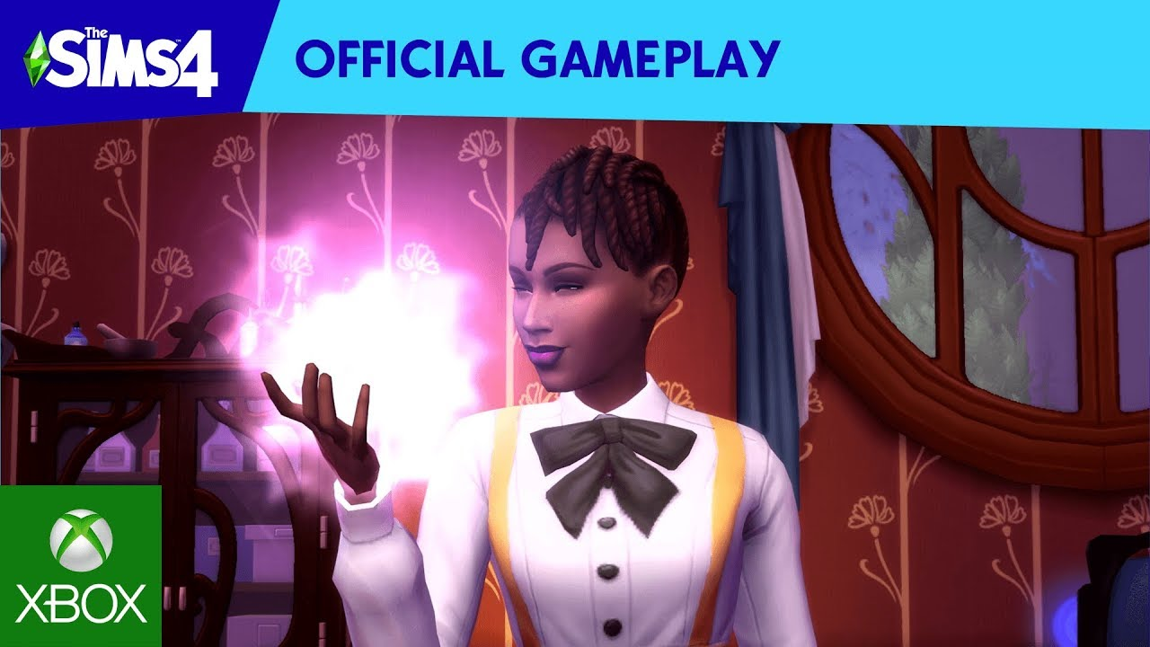 The Sims 4™ Realm of Magic: Official Gameplay