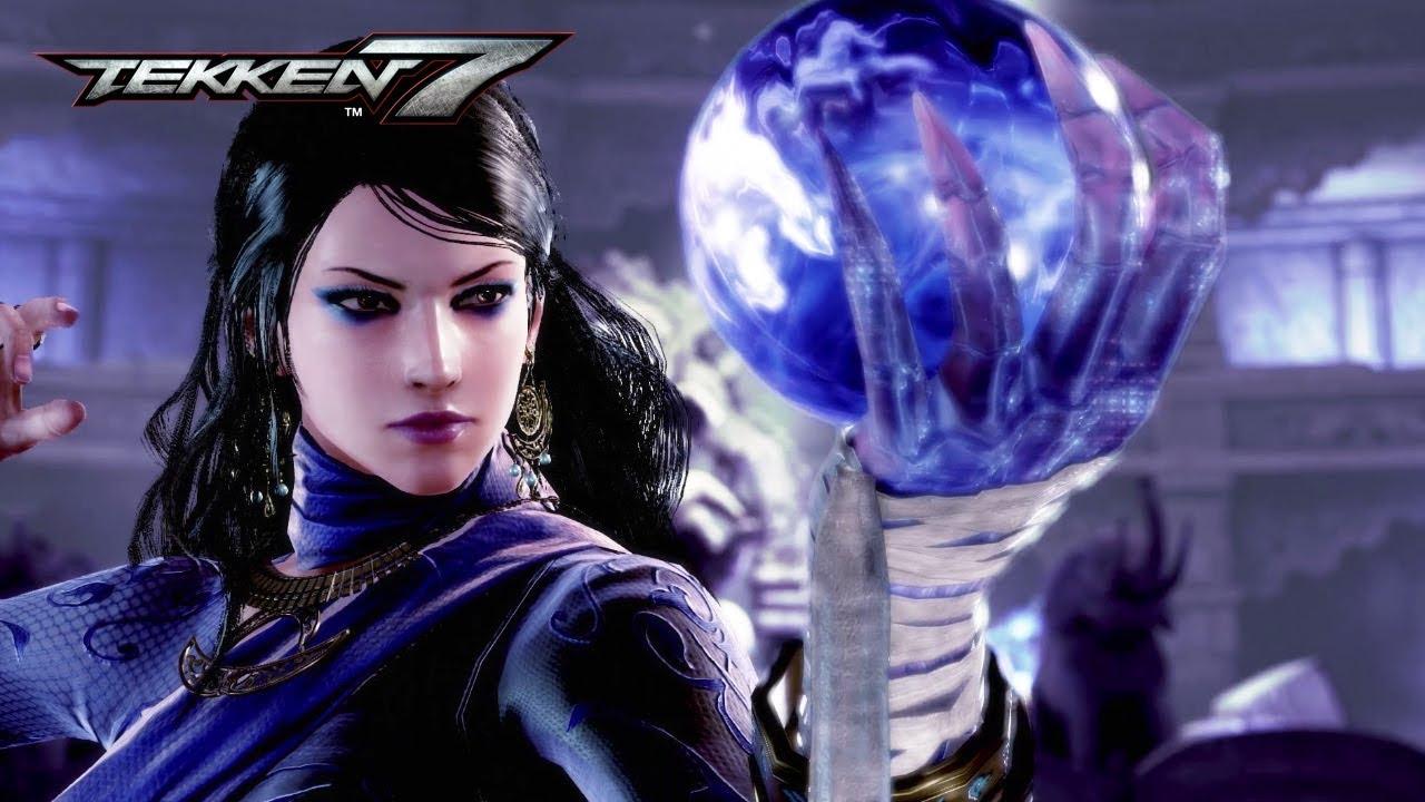 Tekken 7 - Zafina Release Trailer