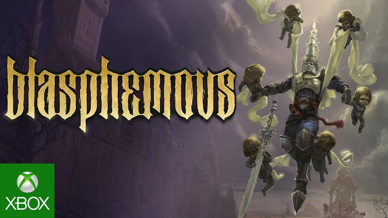 Blasphemous - Launch Trailer