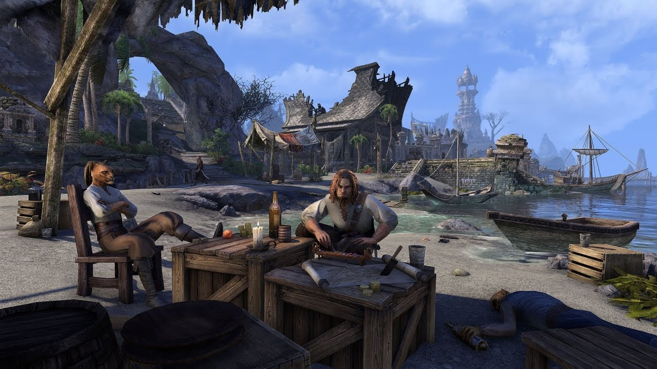 The Elder Scrolls Online: Dragonhold Preview