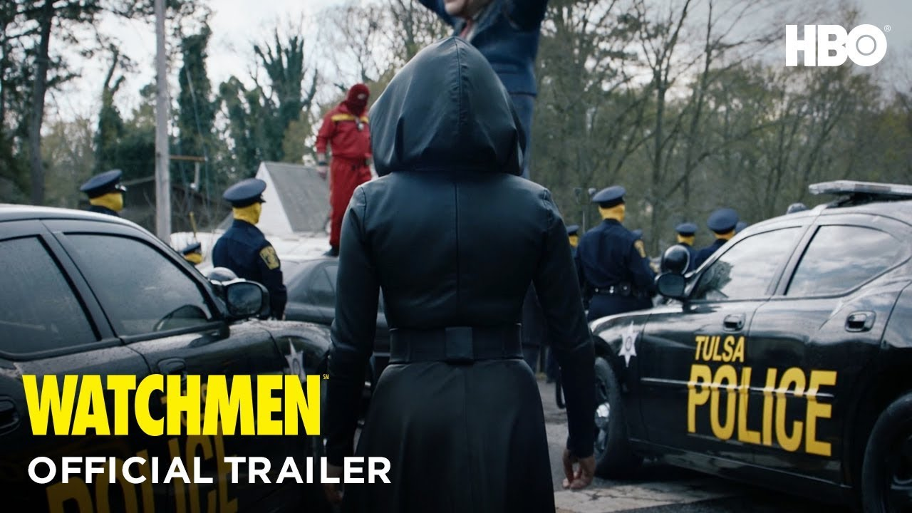 Watchmen: Official Trailer