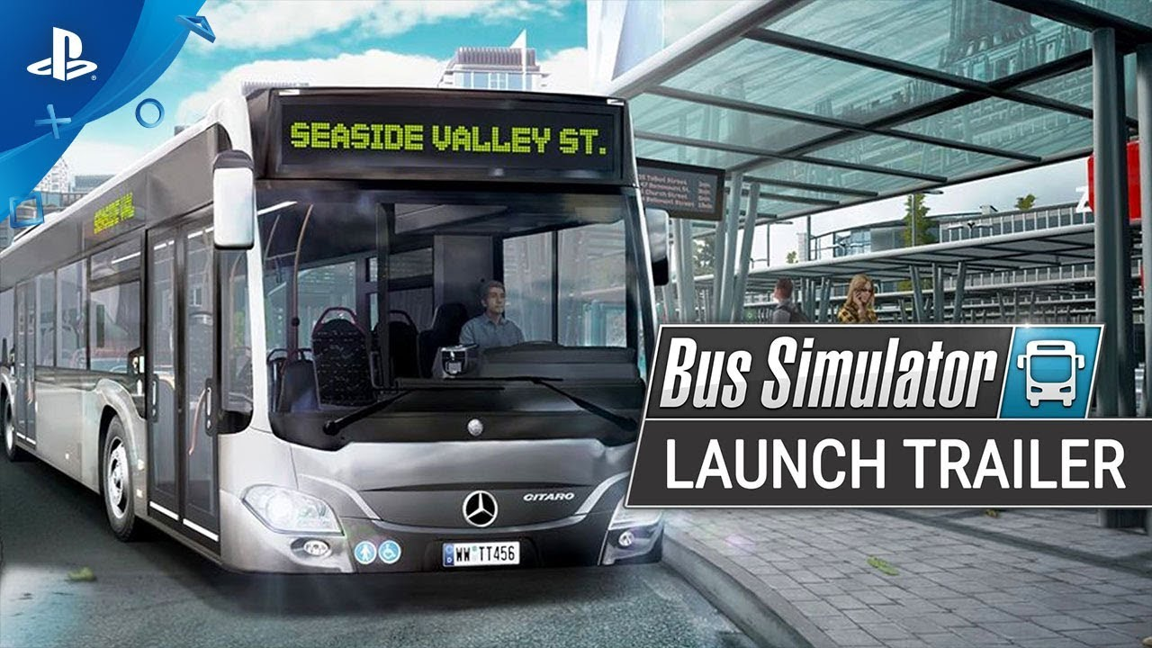 Bus Simulator | Launch Trailer
