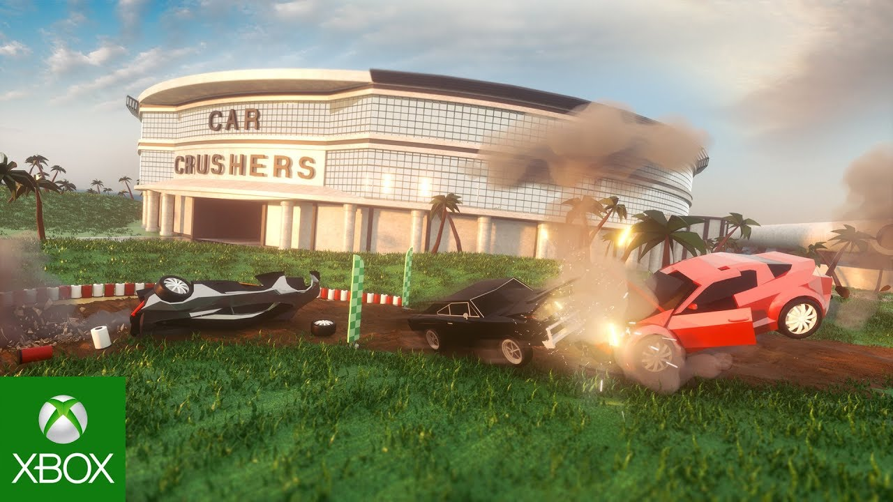 Roblox: Car Crushers 2 Trailer