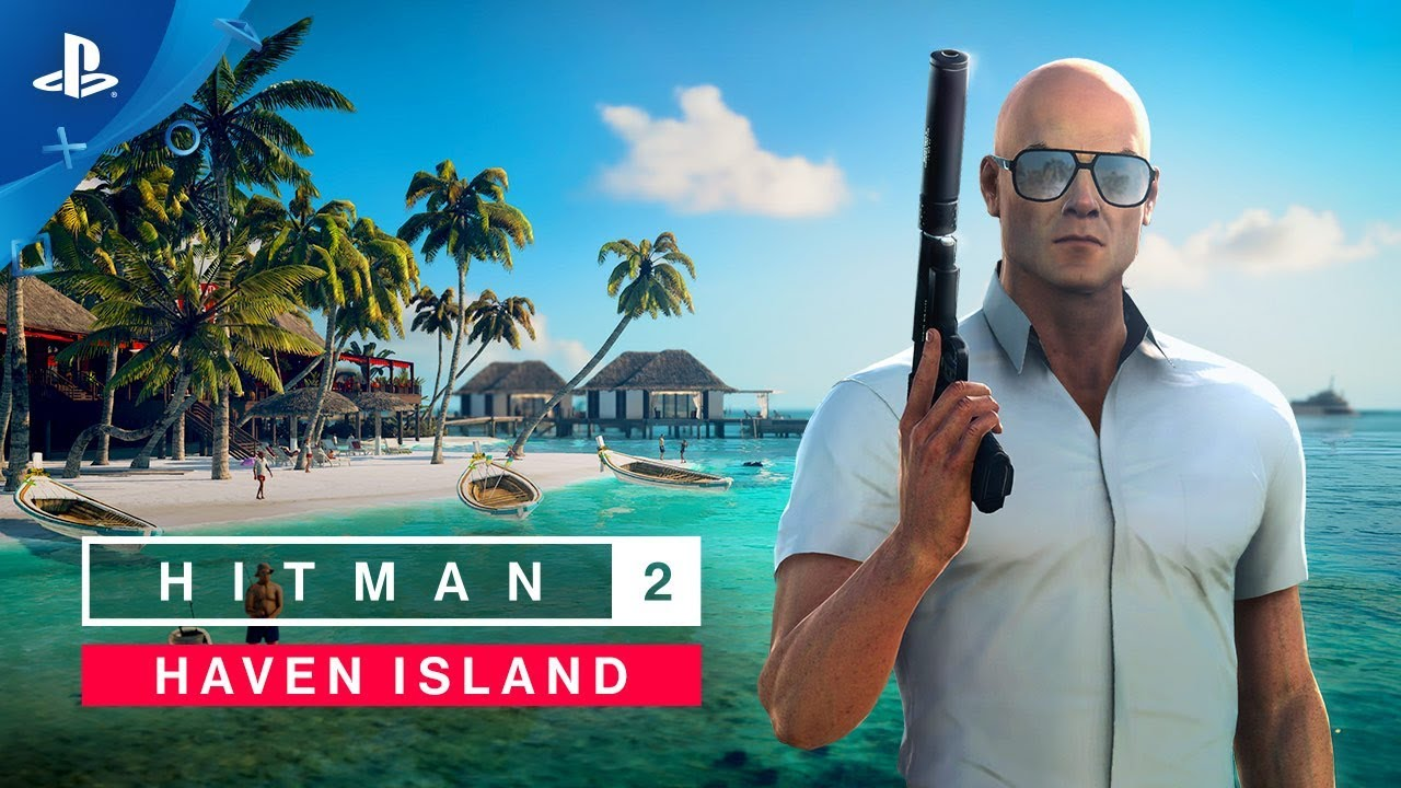 Hitman 2 - Haven Island Trailer