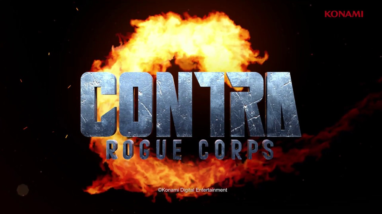 CONTRA: ROGUE CORPS Teaser Trailer