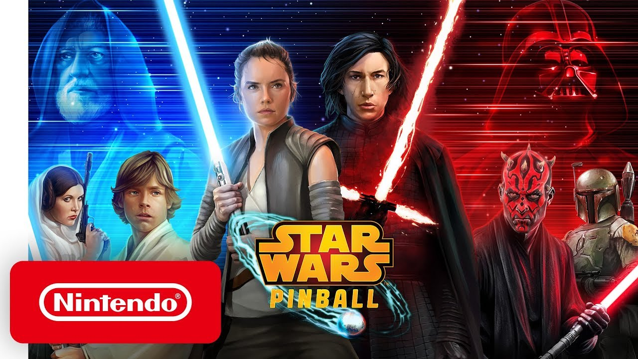 Star Wars Pinball - Launch Trailer - Nintendo Switch