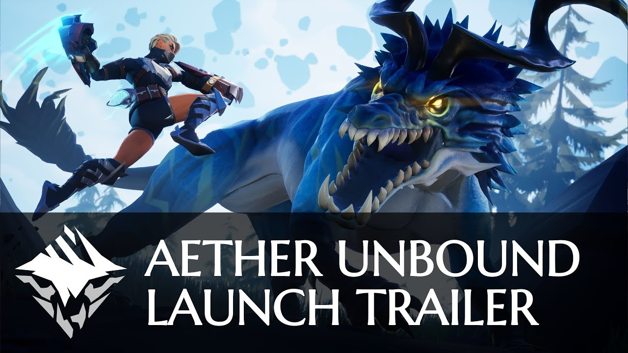 Dauntless - Aether Unbound Trailer