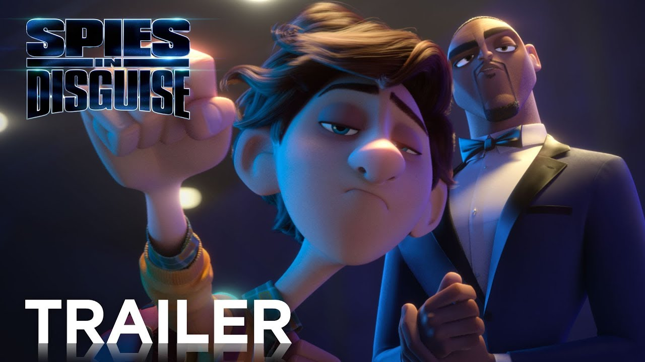 Spies in Disguise | Official Trailer 3 [HD]