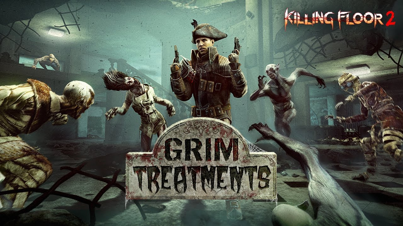 Killing Floor 2: Grim Treatments Trailer