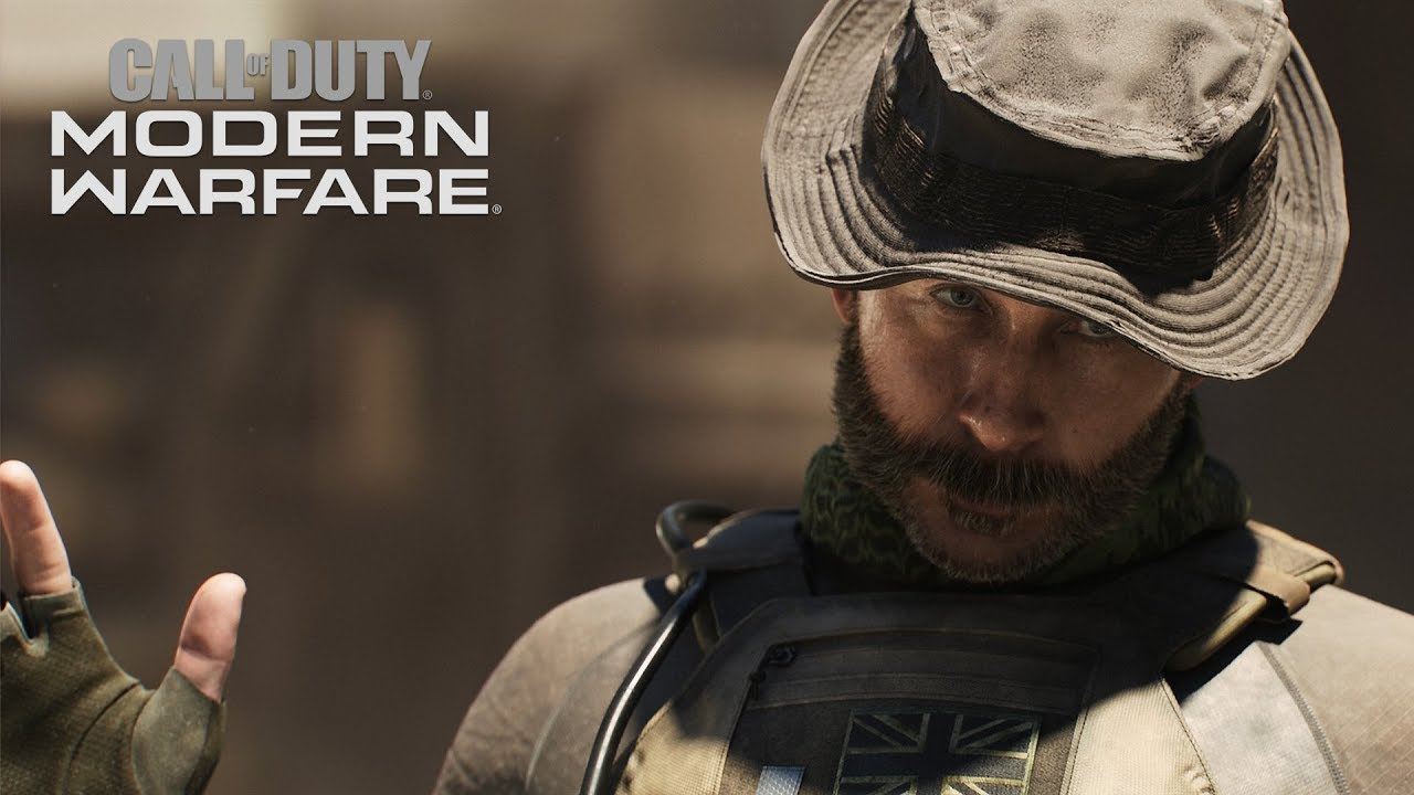 Official Call of Duty®: Modern Warfare® - Launch Gameplay Trailer