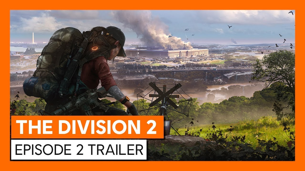 OFFICIAL THE DIVISION 2 - EPISODE 2 TRAILER
