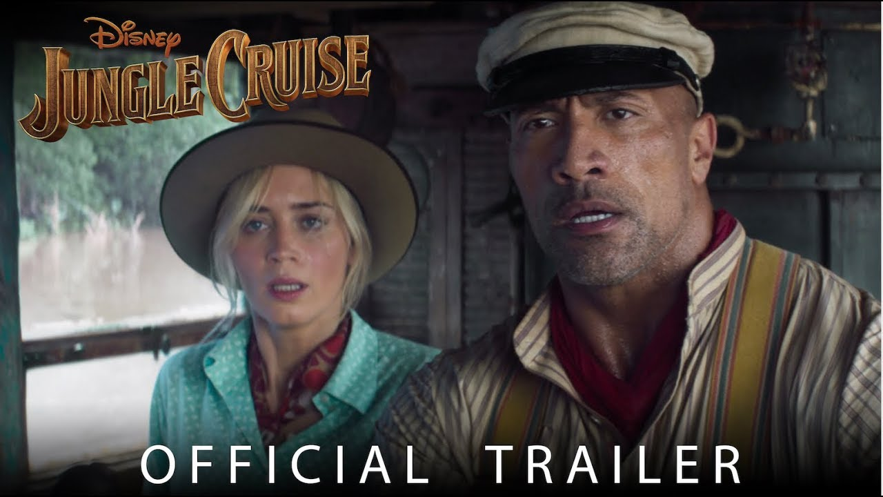 Official Trailer: Disney's Jungle Cruise
