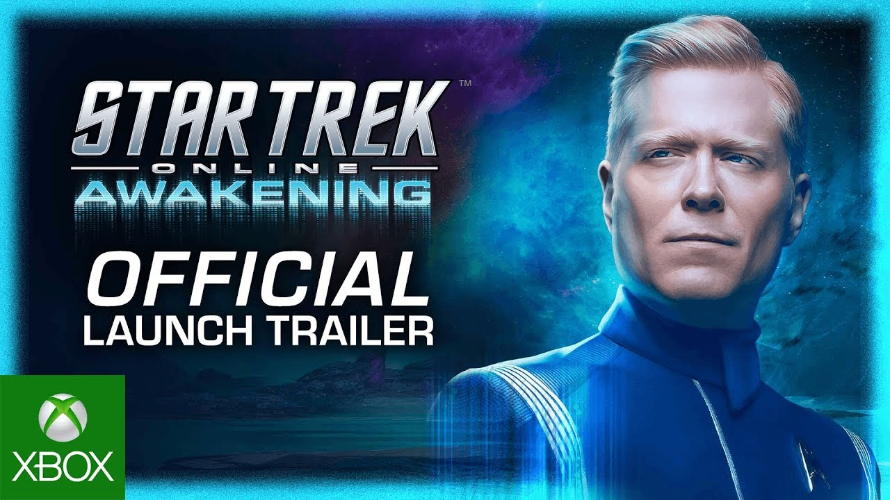 Star Trek Online: Awakening - Official Launch Trailer