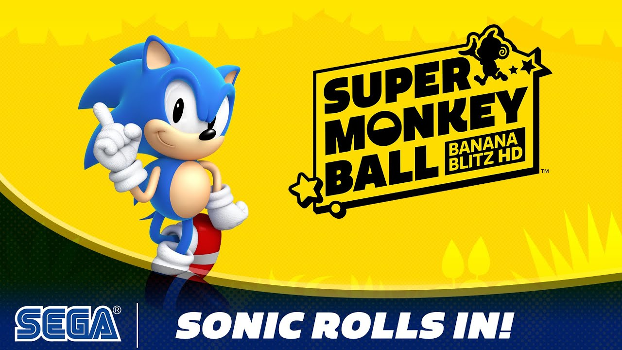 Super Monkey Ball: Banana Blitz HD | Sonic Trailer