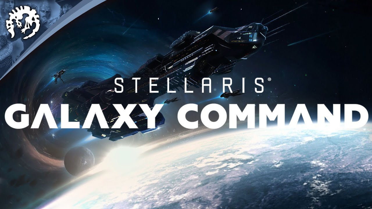 Stellaris: Galaxy Command (iOS/Android) - Announcement Trailer