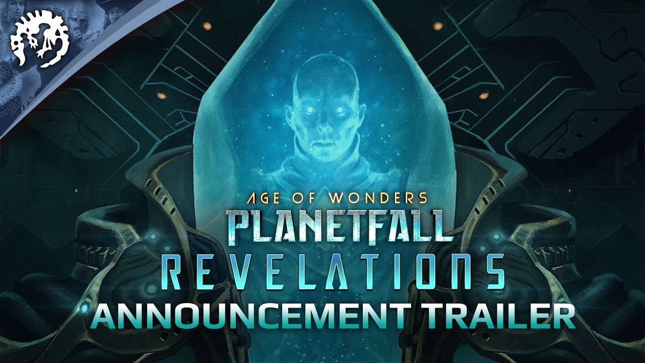 Age of Wonders: Planetfall REVELATIONS - Announcement trailer #PDXCON2019