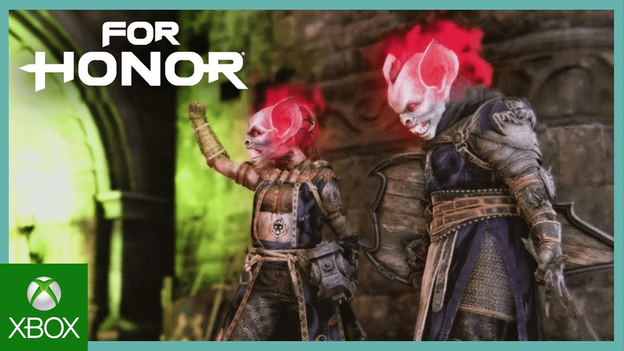 For Honor: Fangs of the Otherworld | Trailer