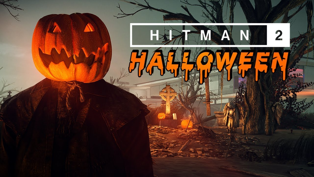HITMAN 2 - Halloween Trailer (Free Update)