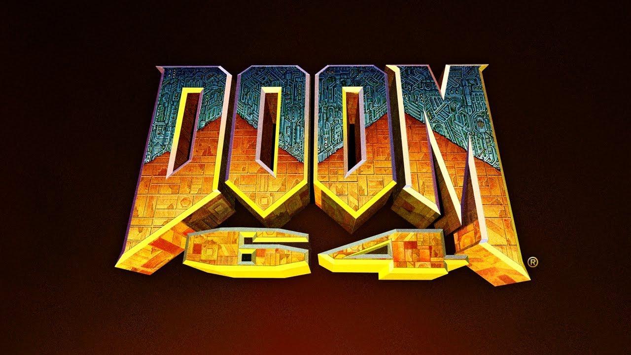 DOOM 64 – Official Announce Trailer