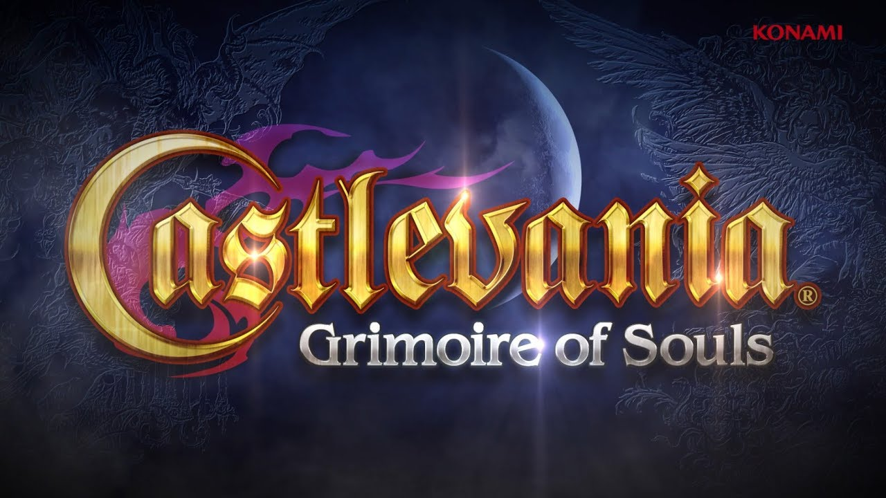 Castlevania: Grimoire of Souls Official Trailer