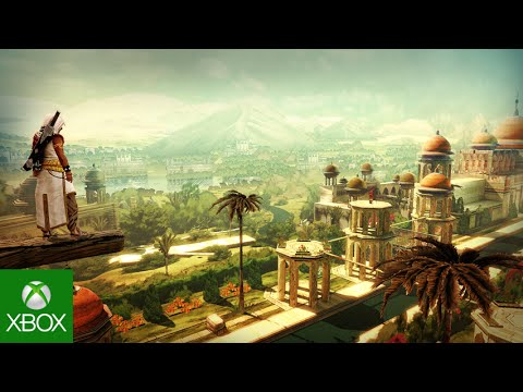 Assassin's Creed Chronicles: India Launch Trailer