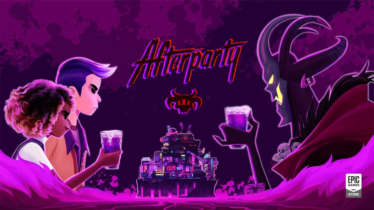Afterparty - Release Trailer
