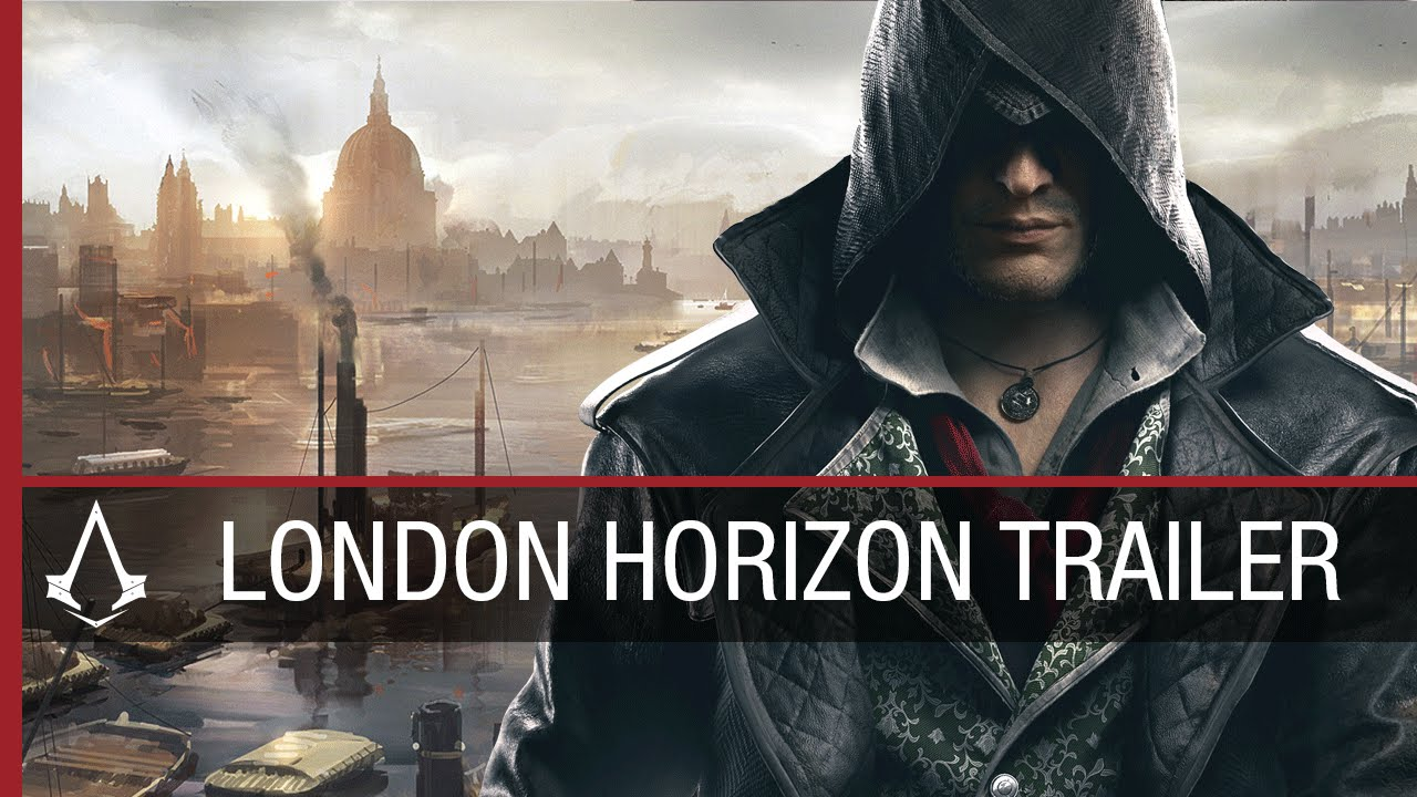 Assassin's Creed Syndicate London Horizon Trailer