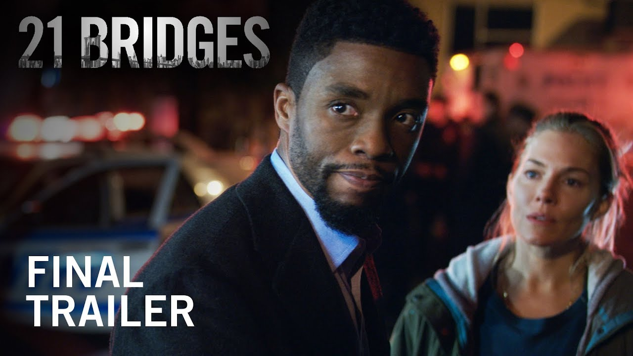 21 Bridges | Final Trailer